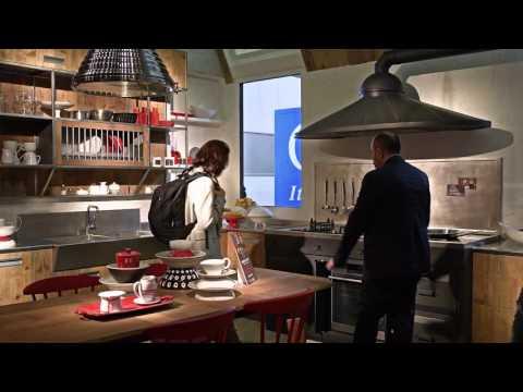 EUROCUCINE 2016 - Marchi Cucine Stand