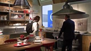 EUROCUCINE 2016 - Lo Stand di Marchi Cucine