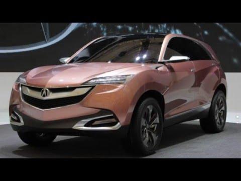 2017 acura mdx & honda civic hatchback previewed!, kia's