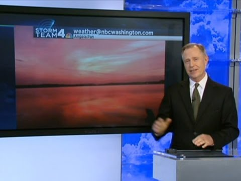 Alexandria, VA Sunrise featured on NBC 4 Washington