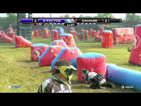 Tampa Bay Damage vs San Antonio X Factor 2014 PSP Chicago Saturday Game 2