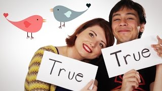 Couples React To Facts About Love