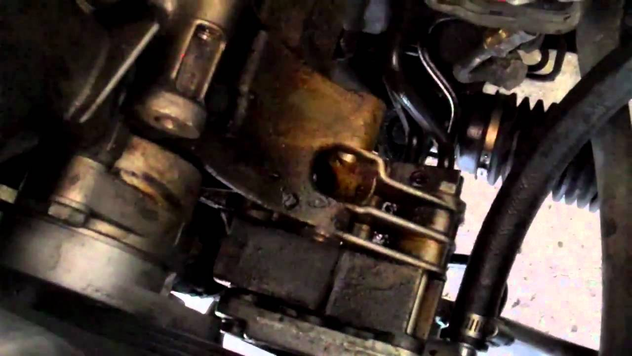 Bmw Wiring Diagram E60 : How to replace the alternator on your bmw youtube