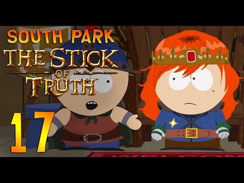 South Park Stick of Truth -17- SCHOOL BATTLE