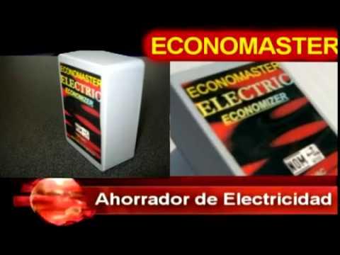 ECONOMASTER ELECTRIC ECONOMIZER INFORMERCIAL AHORRADOR DE ELECTRICIDAD ENERGIA LUZ