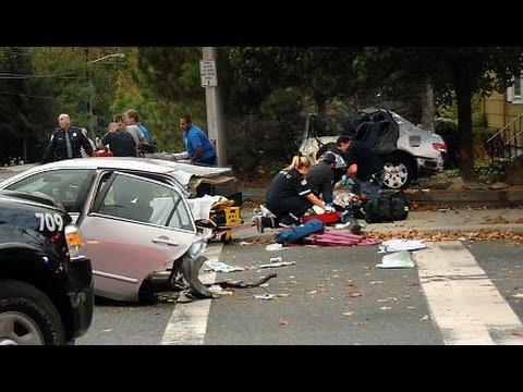 Car Crash Compilation On Road 2013