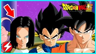 Android 17 REVEALED! Universe Survival Trailer #2.5 HD (60fps) - Dragon Ball Super