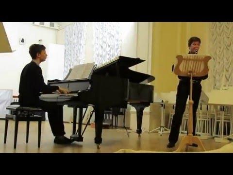 Дворжак Антонин - РОМАНТИЧЕСКИЕ ПЬЕСЫ переложение для скрипки и фортепиано Клавир