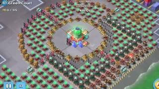 BoomBeach - Green Court - Forlorn Hope
