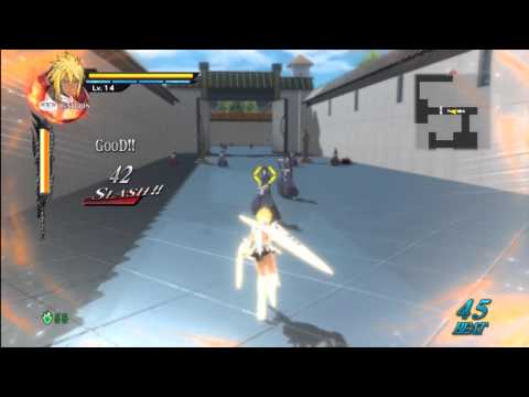 Bleach: Soul Ignition - Halibel Gameplay