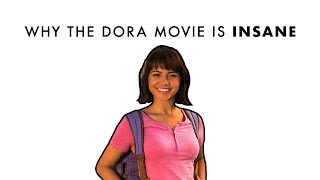 I Saw the Dora Movie so You Don't Have To