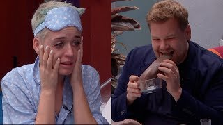 Katy Perry Spills Her Guts to James Corden (Witness World Wide)