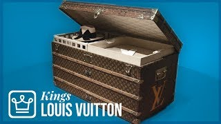How Louis Vuitton Became the King of Luxury
