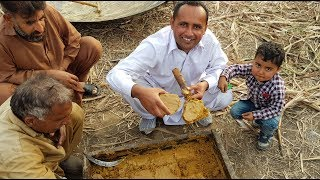 Traditional Jaggery Making | Organic Jaggery | Jaggery Production Process | Village Food Secrets