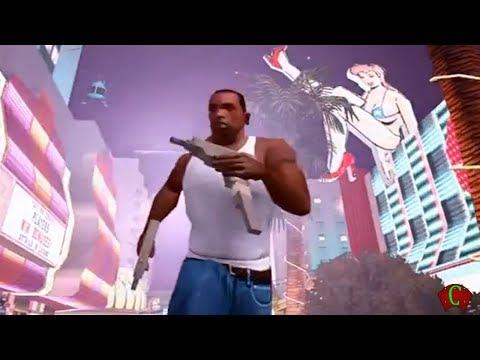 GTA San Andreas Mobile Gameplay Trailer 【HD】