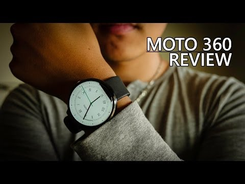 Moto 360 Review: Trying to round out the edges