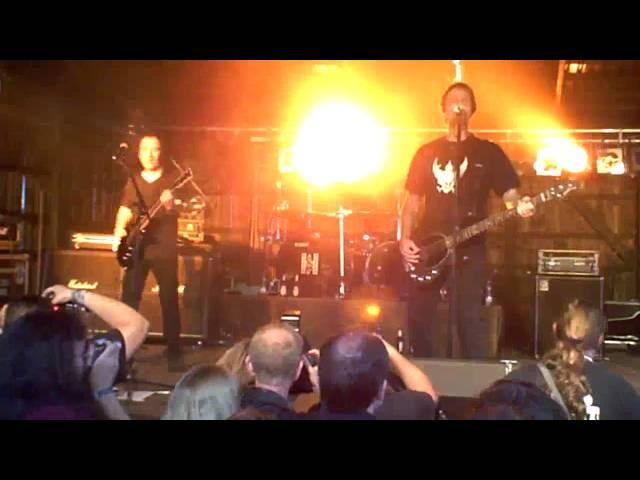 """Anvil Chorus - """"Red Skies"""" (Headbangers Open Air, Germany - July 31, 2010)"""