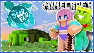Building Our House!! | The Deep End | Ep.3