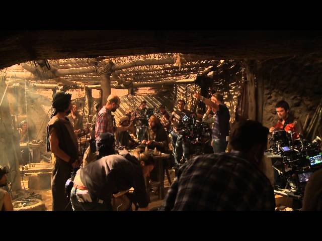 Exodus: Gods and Kings -- Locations Featurette -- Regal Cinemas [HD]