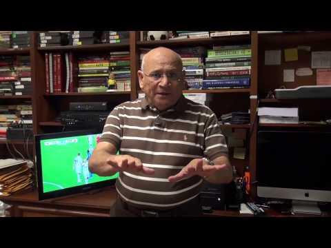 Edgar Tijerino analiza el partido Uruguay 1 Costa Rica 3