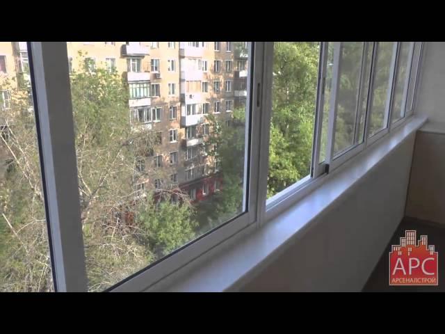 Технология сборки встроенной мебели для балкона от арсеналст.