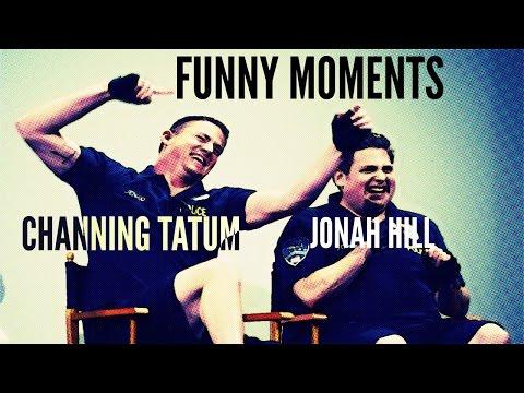 Channing Tatum and Jonah Hill - Funny Moments