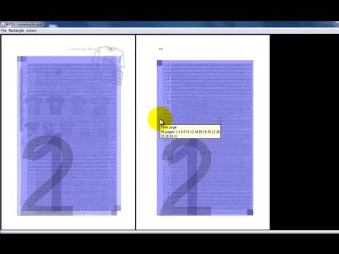 Como Cortar lo Documentos pdf