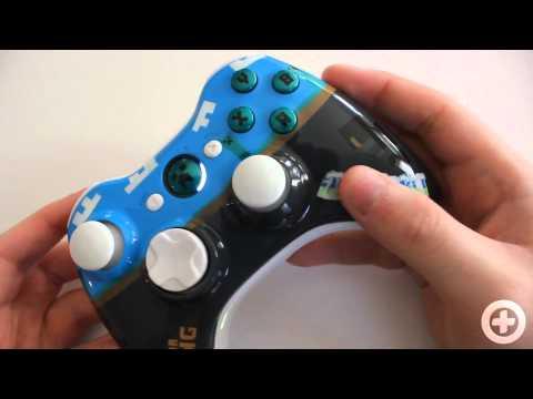 Xbox 360 Controller Custom Minecraft Xbox 360 Controller