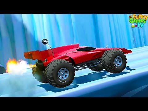 МАШИНЫ МОНСТРЫ #6 Игровой мультик про машинки танки тачки для детей мульт гонки на машинах MMX