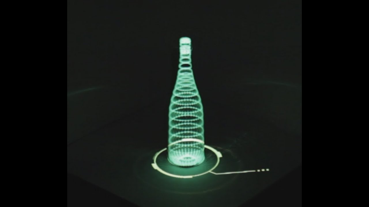 Projection Mapping on People Projection Mapping on Bottle