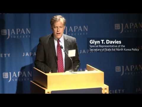 Challenges to Building Stability on the Korean Peninsula: A Talk with Ambassador Glyn Davies