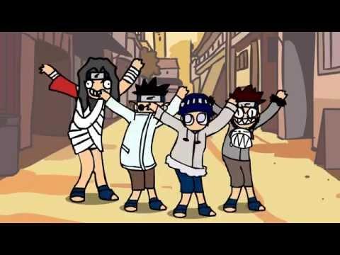 Stupid Sakura Project /Naruto Opening 4