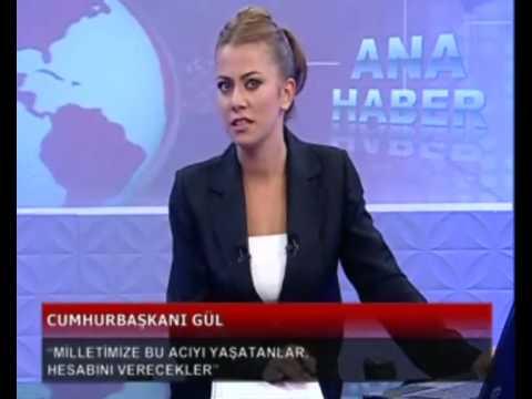ŞEHİT HABERLERİ SPİKERİ AĞLATTI