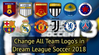 How To Import Opponent Original Team Logo In Drem League Soccer 2018 4.62 MB