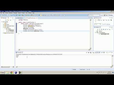 Programación Java. Objetos.