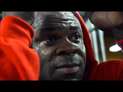 Kai Greene and Marc Lobliner Discuss How Hard You Must Train to Achieve Greatness Interview with Kai