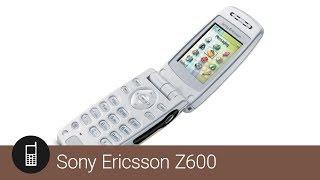 Retro: Sony Ericsson Z600