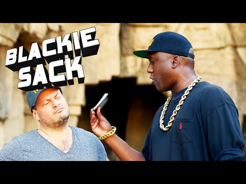 Blue At The Zoo - Blackie Sack Ep. 28 video
