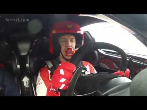 F1 2015 - Ferrari - Your questions to Sebastian Vettel (SF15-T launch)