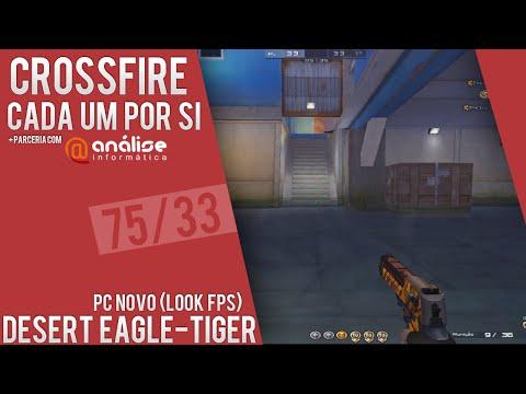 CrossFire: C1S Desert Eagle-Tiger - PC NOVO (look FPS)