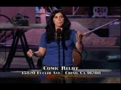 Comic Relief 2006 - Sarah Silverman Video