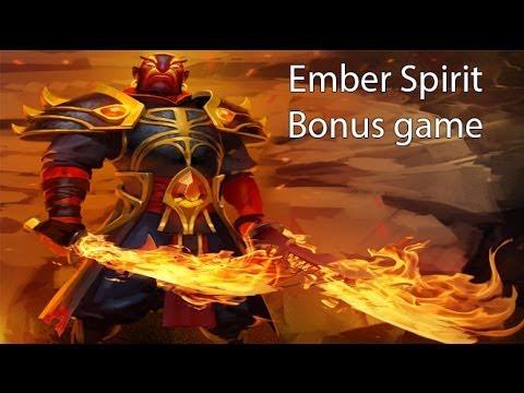 Dota 2 with alan: Ember Spirit (bonus game)