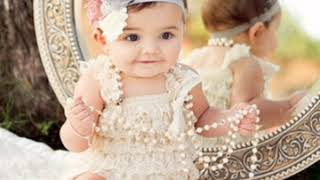 Cute baby girl photos collection