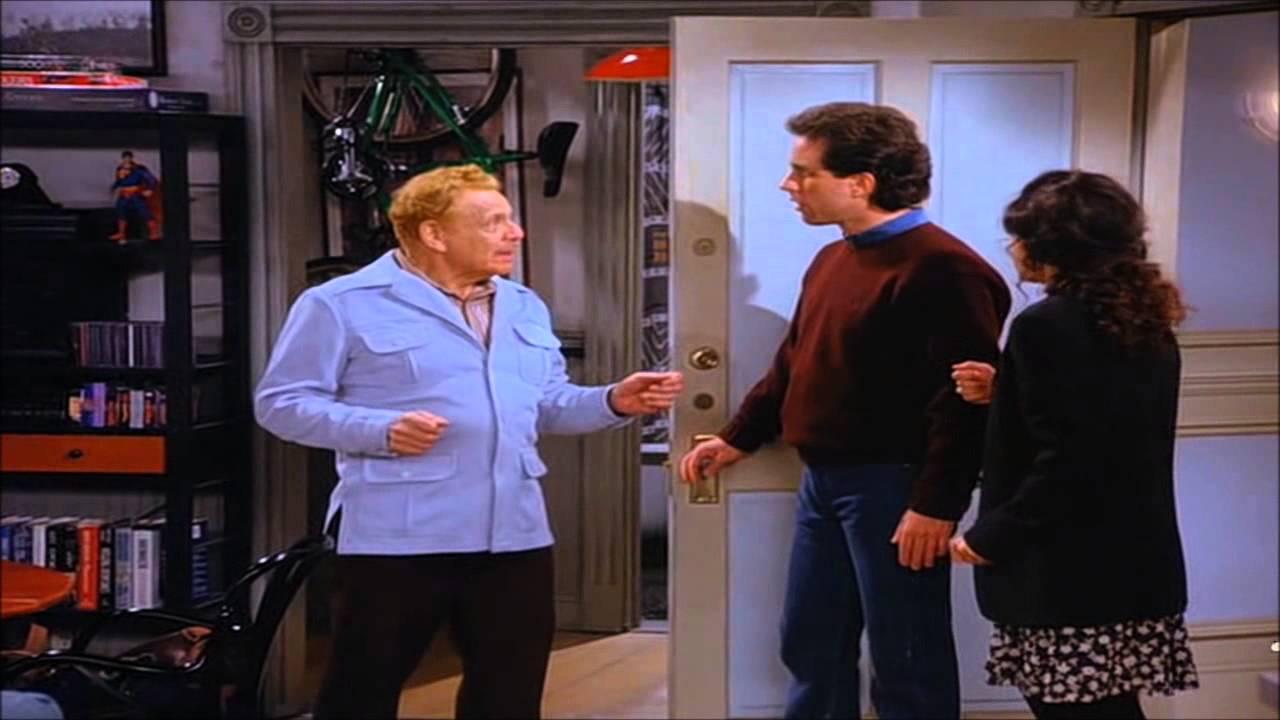 Seinfeld The Fusilli Jerry Assman Youtube