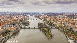 Prague travel  Czech Republic movie 4K-film