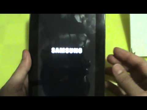 Samsung Galaxy Tab 2 P3110 - Reset de fábrica - PT-BR - Brasil - 028