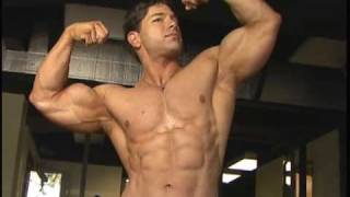 Jason Powell natural bodybuilding promo