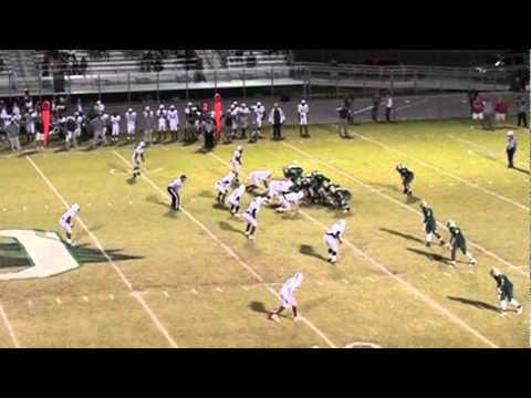 #4 CJ Carr Highlight Ola High School