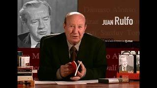 PRESENTACIÓN de JOAQUÍN SOLER SERRANO en 2001 del A FONDO con JUAN RULFO (1977)