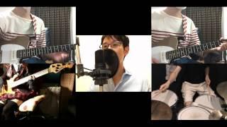 [HD]Ao Haru Ride ED [Blue] Band cover
